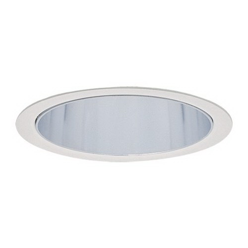 Lightolier 1113 Philips Lytecaster® 6 Inch Reflector Trim; Aluminum, Insulated and Non-Insulated Ceiling