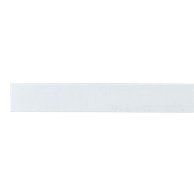 Lightolier 6002NWH Lytespan® Single Circuit Individual Track; 8 ft, Matte White