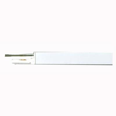 Lightolier 6003NWH Lytespan® Single Circuit Joiner Track; 8 ft, Matte White