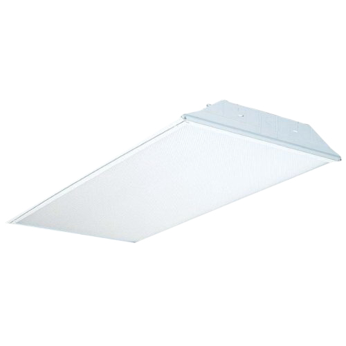 Lithonia Lighting / Acuity GT8-2-32-A12-MVOLT-GEB10IS 2-Light Lay-In Grid Mount GT Series Fluorescent Troffer; 32 Watt, White, Lamp Not Included