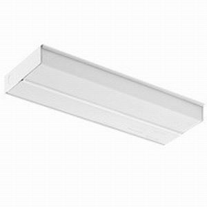 Lithonia Lighting / Acuity UC 33E 120 M6 1-Light Fluorescent Low Profile Under-Cabinet Light Fixture; 8/13 Watt, T5, 120 Volt, White, Lamp Not Included