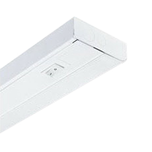 Lithonia Lighting / Acuity UC8 32 120 SWR M6 1-Light Fluorescent Decorative Under-Cabinet Light Fixture With Rocker Switch; 32 Watt, 120 Volt, Lamp Not Included