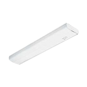 Lithonia Lighting / Acuity UC8 17 120 SWR M6 1-Light Fluorescent Decorative Under-Cabinet Light Fixture With Rocker Switch; 17 Watt, 120 Volt, Lamp Not Included