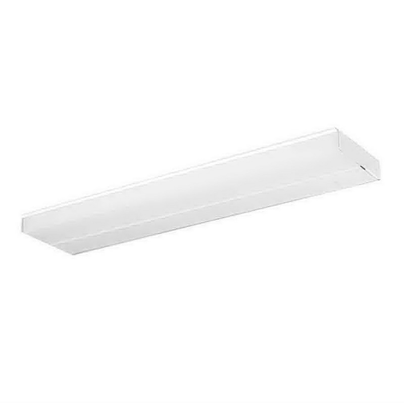 Lithonia Lighting / Acuity UC8 25 120 SWR M6 1-Light Fluorescent Decorative Under-Cabinet Light Fixture With Rocker Switch; 25 Watt, 120 Volt, Lamp Not Included