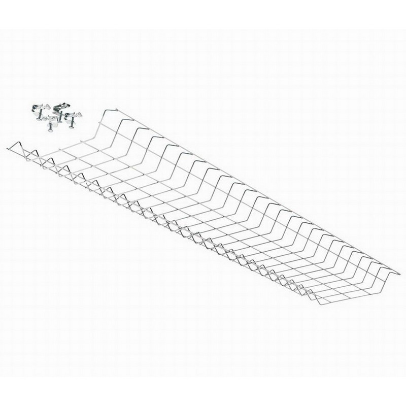 Lithonia Lighting / Acuity WGAFPV Wire Guard; White, For AF, PV, TAF and AFP Series Fixture