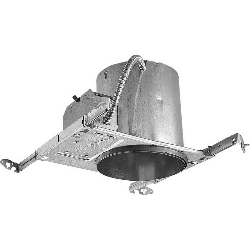 progress lighting p87 at air tite 1 light 6 inch recessed