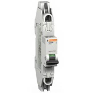 Schneider Electric / Square D MGN61374 Multi 9 Supplementary Protector 10 Amp  480Y/277 Volt AC  1-Pole  DIN Rail Mount