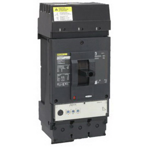 Schneider Electric / Square D LJA36600U31X I-Line® Powerpact® Molded Case Circuit Breaker; 600 Amp, 600 Volt AC, 3-Pole, Plug-On Mount