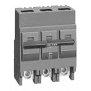 Schneider Electric / Square D QOB360VH1021 Miniature Circuit Breaker with Shunt Trip 60 Amp  240 Volt AC  3-Pole  Bolt-On Mount