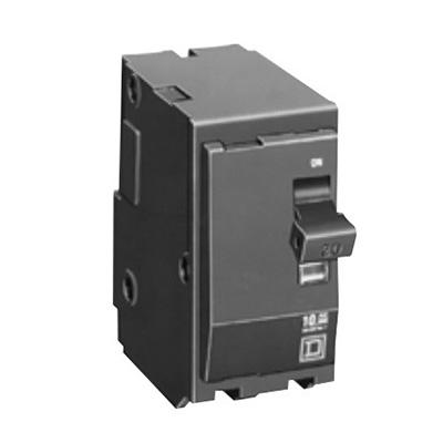 Schneider Electric / Square D  QO240 QO™ Miniature Circuit Breaker; 40 Amp, 120/240 Volt AC, 2-Pole, Plug-On Mount