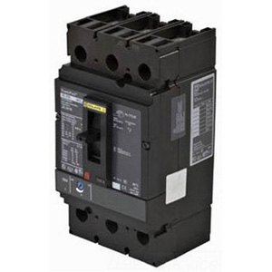Schneider Electric / Square D JGL36200 PowerPact® Molded Case Circuit Breaker; 200 Amp, 600 Volt AC, 250 Volt DC, 3-Pole, Unit Mount