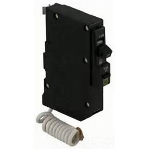 Schneider Electric / Square D QOB120EPD Miniature Circuit Breaker; 20 Amp, 120 Volt AC, 1-Pole, Bolt-On Mount