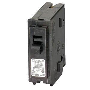 Schneider Electric / Square D HOM150 Homeline™ Miniature Circuit Breaker; 50 Amp, 120/240 Volt AC, 1-Pole, Plug-On Mount