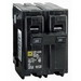 Schneider Electric / Square D HOM225 Homeline™ Miniature Circuit Breaker; 25 Amp, 120/240 Volt AC, 2-Pole, Plug-On Mount