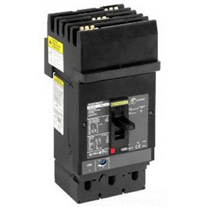 Schneider Electric / Square D JDA36250 I-Line® Powerpact® Molded Case Circuit Breaker; 250 Amp, 600 Volt AC, 250 Volt DC, 3-Pole, Plug-On Mount
