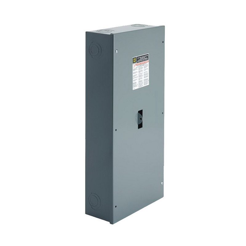 Schneider Electric / Square D J250S Circuit Breaker Enclosure; Steel, NEMA 1, Surface Mount