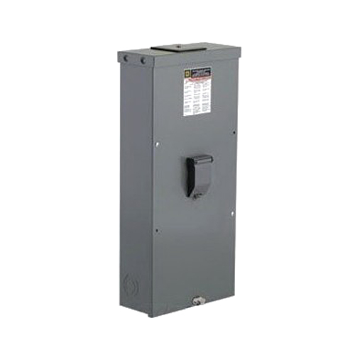 Schneider Electric / Square D J250R Circuit Breaker Enclosure; 15 - 150 Amp, NEMA 3R