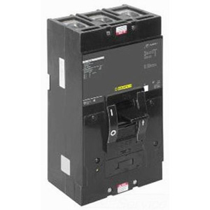 Schneider Electric / Square D LAL36300 Molded Case Circuit Breaker; 300 Amp, 600 Volt AC, 250 Volt DC, 3-Pole, Unit Mount