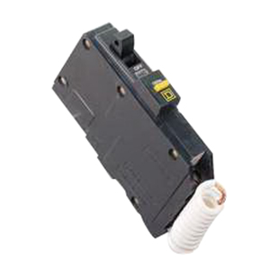 Schneider Electric/Square D QO130EPD QO™ Miniature Circuit Breaker; 30 Amp, 120 Volt AC, 1-Pole, Plug-On Mount