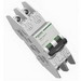 Schneider Electric / Square D 60235F Multi 9™ C60 Miniature Circuit Breaker; 1 Amp, 240 Volt AC, 125 Volt DC, 2-Pole, DIN Rail Mount
