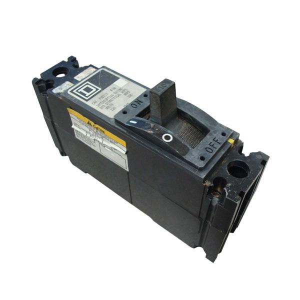 Schneider Electric / Square D FAL12020 PowerPact® Molded Case Circuit Breaker; 20 Amp, 120 Volt AC, 1-Pole, Unit Mount