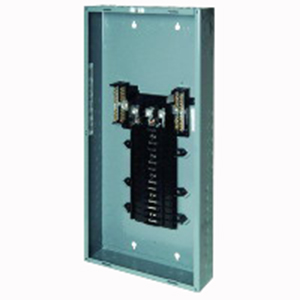Schneider Electric / Square D  QO330L200G Fixed Main Lug Load Center; 200 Amp, 208Y/120 Volt AC, 240/120 Volt AC, 240 Volt AC Delta, 3 Phase, 30 Space, 30 Circuit, 3-Wire/4-Wire