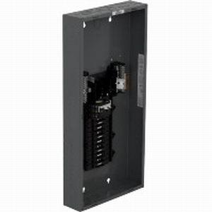 Schneider Electric / Square D QO327M100 Convertible Main Breaker Load Center; 100 Amp, 208Y/120 Volt AC, 240/120 Volt AC Delta, 240 Volt AC Delta, 3 Phase, 27 Space, 27 Circuit, 3-Wire/4-Wire
