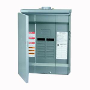Schneider Electric / Square D QO312L125GRB Fixed Main Lug Load Center; 125 Amp, 208Y/120 Volt AC, 240/120 Volt AC Delta, 240 Volt AC Delta, 3 Phase, 12 Space, 12 Circuit, 3-Wire/4-Wire, Surface