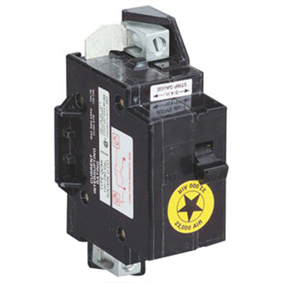 Schneider Electric / Square D  QOM60VH Main Circuit Breaker; 60 Amp, 120/240 Volt AC, 2-Pole, Bolt-On Mount