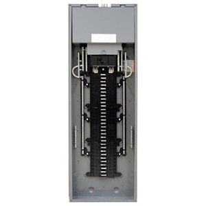 Schneider Electric / Square D CQO140M200C Main Breaker Load Center; 200 Amp, 120/240 Volt AC, 1 Phase, 40 Space, 120 Circuit, 3-Wire