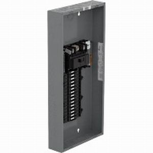 Schneider Electric / Square D  QO130M200RB Convertible Main Breaker Load Center; 200 Amp, 120/240 Volt AC, 1 Phase, 30 Space, 30 Circuit, 3-Wire, Surface