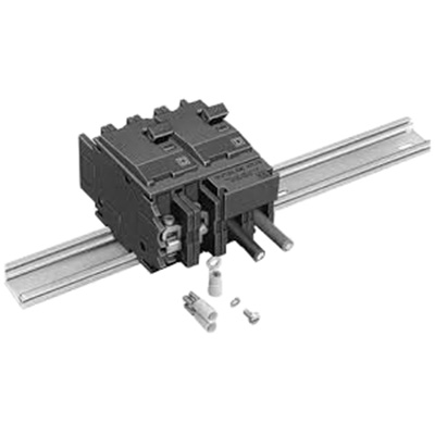 Schneider Electric / Square D S33928 PowerPact® Single End Circuit Breaker Bus Connector Kit; 1-Pole, Set Of 1