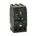 Schneider Electric / Square D  EDB34100 Lighting Panelboard Miniature Circuit Breaker; 100 Amp, 480Y/277 Volt AC, 3-Pole, Bolt-On Mount