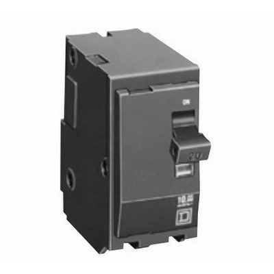 Schneider Electric / Square D QO250VH QO™ Miniature Circuit Breaker; 50 Amp, 120/240 Volt AC, 2-Pole, Plug-On Mount