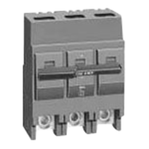 Schneider Electric / Square D QOB370VH Miniature Circuit Breaker with Visi-Trip® Indicator; 70 Amp, 240 Volt AC, 3-Pole, Bolt-On Mount