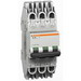 Schneider Electric / Square D MGN61361 Multi 9™ Supplementary Protector; 6 Amp, 480Y/277 Volt AC, 3-Pole, DIN Rail Mount