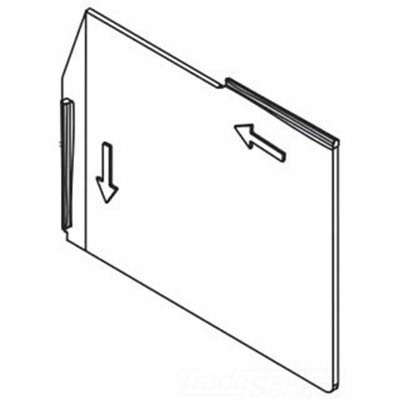 Schneider Electric / Square D S33646 Phase Barrier; For M and P-Frame Circuit Breakers