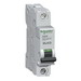 Schneider Electric / Square D MG24428 Multi 9™ Supplementary Protector; 4 Amp, 277 Volt AC, 65 Volt DC, 1-Pole, DIN Rail Mount