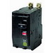 Schneider Electric / Square D QOB225 Miniature Circuit Breaker with Visi-Trip® Indicator; 25 Amp, 120/240 Volt AC, 48 Volt DC, 2-Pole, Bolt-On Mount