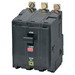 Schneider Electric / Square D QOB335 Miniature Circuit Breaker with Visi-Trip® Indicator; 35 Amp, 240 Volt AC, 48 Volt DC, 3-Pole, Bolt-On Mount