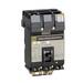 Schneider Electric / Square D  FA34020 I-Line® Powerpact® Molded Case Circuit Breaker ; 20 Amp, 480 Volt AC, 250 Volt DC, 3-Pole, Plug-On Mount