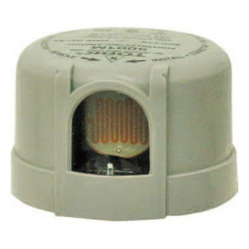 NSI 5001M Tork® Turn-Lock® 5000M Series Photocontrol; 105 - 130 Volt, Cadmium Sulphide Sensor