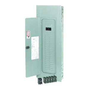 Eaton / Cutler Hammer BR4040B200V Main Circuit Breaker Load Center; 200 Amp, 120/240 Volt AC, 1 Phase, 40 Space, 40 Circuit, 3-Wire