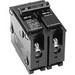 Eaton / Cutler Hammer BR215 Circuit Breaker; 15 Amp, 120/240 Volt AC, 2-Pole, Plug-On Mount