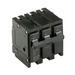 Eaton / Cutler Hammer BR350 Circuit Breaker; 50 Amp, 240 Volt AC, 3-Pole, Plug-On Mount