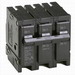 Eaton / Cutler Hammer BR3100 Circuit Breaker; 100 Amp, 240 Volt AC, 3-Pole, Plug-On Mount