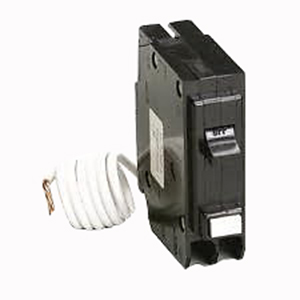 Eaton / Cutler Hammer GFEP120 Ground Fault Circuit Breaker; 20 Amp, 120 Volt AC, 1-Pole, Plug-On Mount
