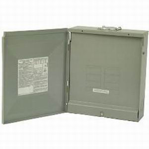 Eaton / Cutler Hammer BR1224L125R Rainproof Main Lug Load Center; 125 Amp, 120/240 Volt AC, 1 Phase, 12 Space, 24 Circuit, 3-Wire, Combination or NEMA 3R