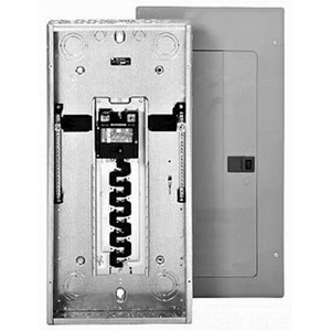 Eaton / Cutler Hammer BR4040B200R Main Circuit Breaker Load Center; 200 Amp, 120/240 Volt AC, 1 Phase, 40 Space, 40 Circuit, 3-Wire