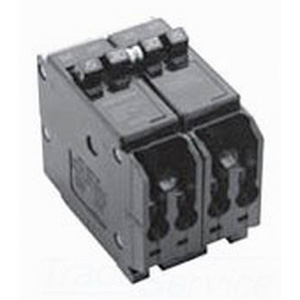 Eaton / Cutler Hammer BQ2202120 Circuit Breaker; (2) Single Pole 20 Amp, (1) Two Pole 20 Amp, 120/240 Volt AC At 20 Amp, 120 Volt AC At 20 Amp, 4-Pole, Plug-On Mount